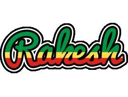 Rakesh african logo