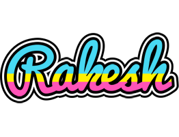 Rakesh circus logo