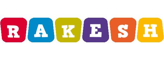 Rakesh daycare logo