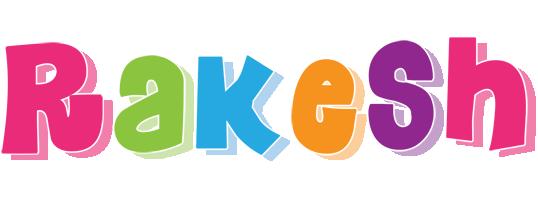 Rakesh friday logo