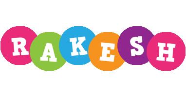 Rakesh friends logo