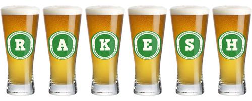 Rakesh lager logo