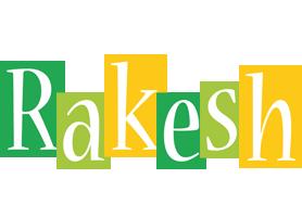 Rakesh lemonade logo