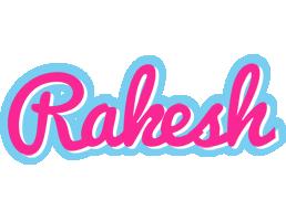 Rakesh popstar logo