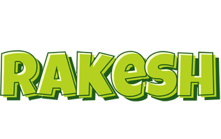 Rakesh summer logo
