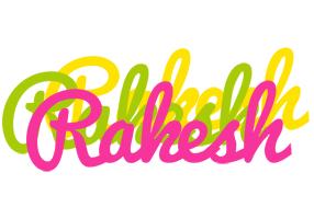 Rakesh sweets logo