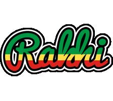 Rakhi african logo