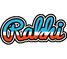 Rakhi america logo
