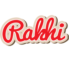 Rakhi chocolate logo