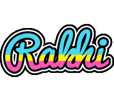 Rakhi circus logo