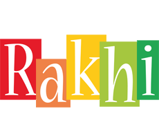 Rakhi colors logo