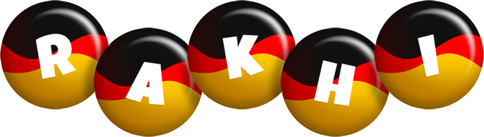 Rakhi german logo