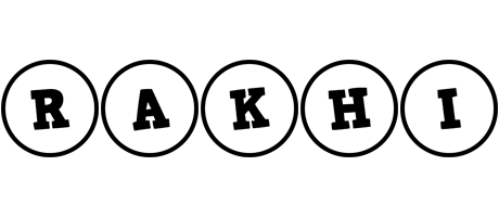 Rakhi handy logo