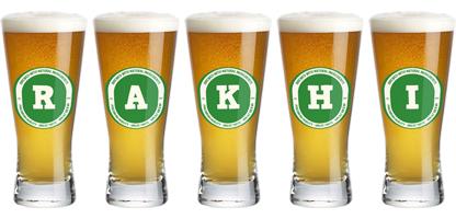 Rakhi lager logo
