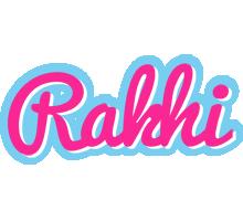 Rakhi popstar logo