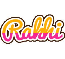 Rakhi smoothie logo