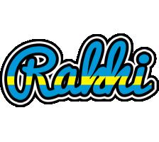 Rakhi sweden logo