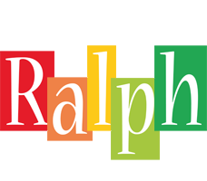 Ralph colors logo