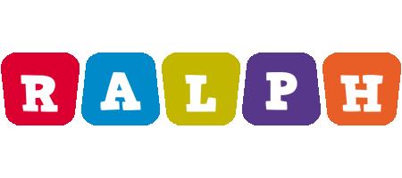 Ralph kiddo logo