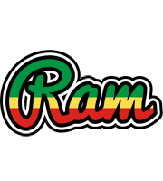 Ram african logo