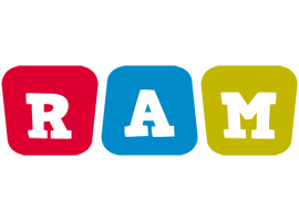Ram daycare logo