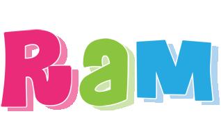 Ram friday logo