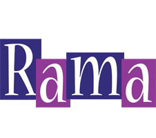Rama autumn logo