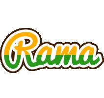 Rama banana logo