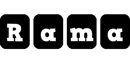 Rama box logo