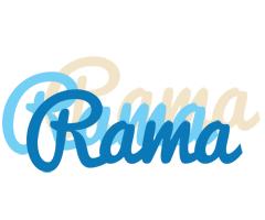 Rama breeze logo