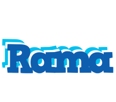 Rama business logo