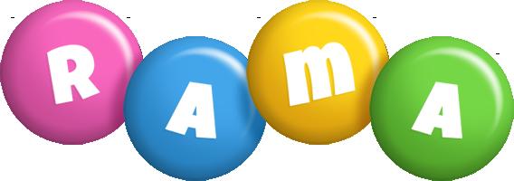 Rama candy logo