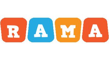 Rama comics logo
