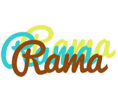 Rama cupcake logo