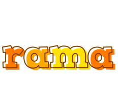 Rama desert logo
