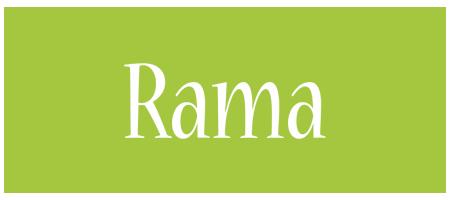 Rama family logo