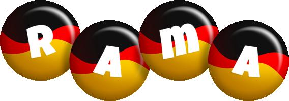 Rama german logo
