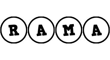 Rama handy logo