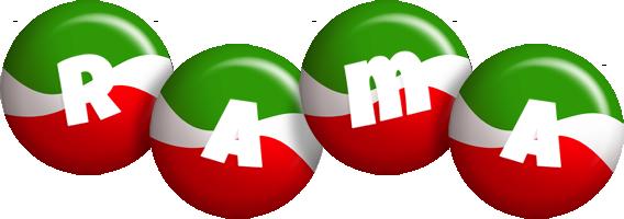 Rama italy logo
