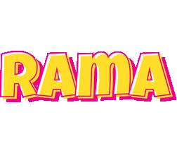 Rama kaboom logo