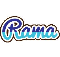 Rama raining logo