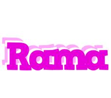 Rama rumba logo