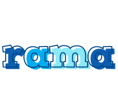 Rama sailor logo