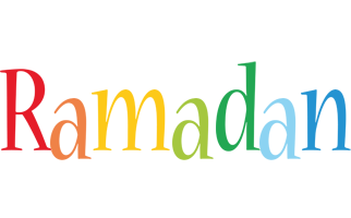 Ramadan birthday logo