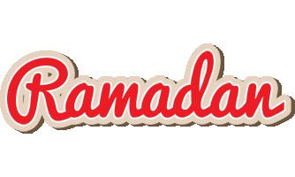 Ramadan chocolate logo