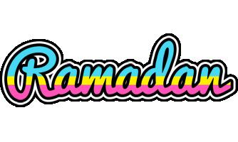 Ramadan circus logo