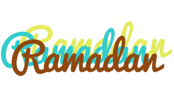Ramadan cupcake logo