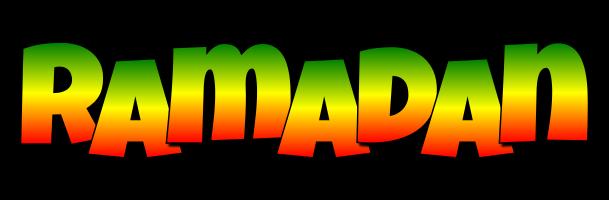 Ramadan mango logo