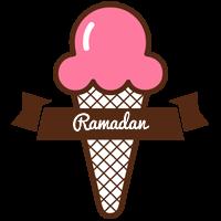 Ramadan premium logo