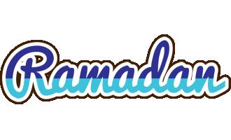 Ramadan raining logo